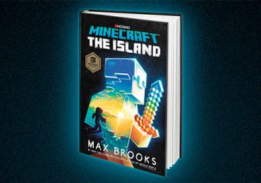 La novela oficial Minecraft The Island-GamersRD