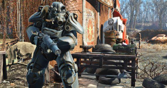 Mejoras en Fallout 4