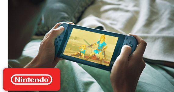 Mira el anuncio de Nintendo Switch que saldrá en el Super Bowl LI -gAMERSrd