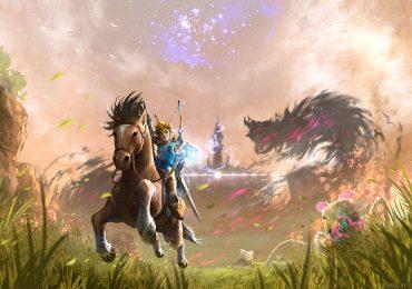 Mira los primeros 15 minutos de The Legend of Zelda: Breath of the Wild