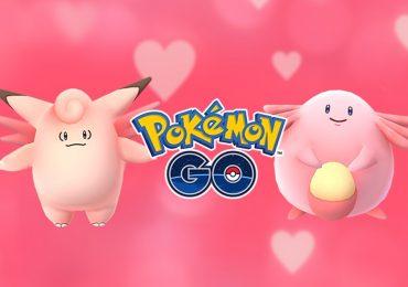 Pokemon GO tiene un evento programado para el Día de San Valentín-GamersRD