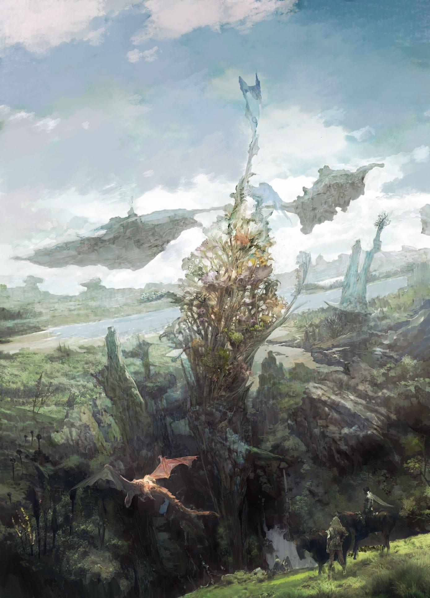 """Square Enix anuncia nuevo RPG """"Project Prelude Rune"""" dirigido por Hideo Baba"""