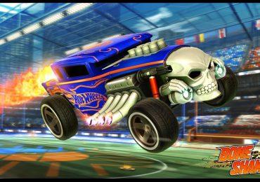 Rocket League-DLC-Hot Wheel-GamersRD