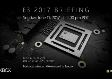 Save the date Xbox E3 2017 briefing will bring big news on June 11-GamersRD