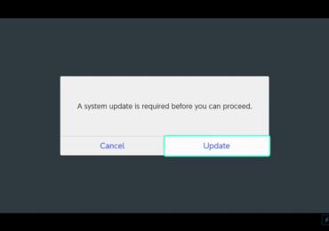 Sera necesario una actualización del Nintendo Switch para acceder a sus Funciones En Línea