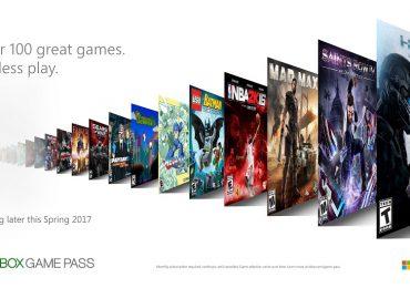 Xbox anuncia nuevo servicio de renta de videojuegos, Xbox Game Pass