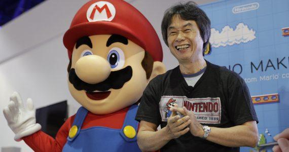 Nintendo está usando el motor Unreal Engine 4 y lo domina
