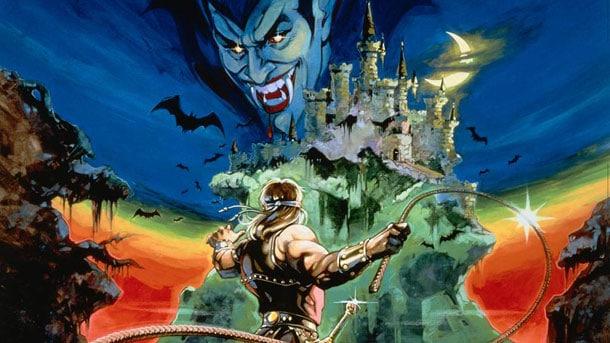 Netflix anuncia una serie TV de Castlevania este año