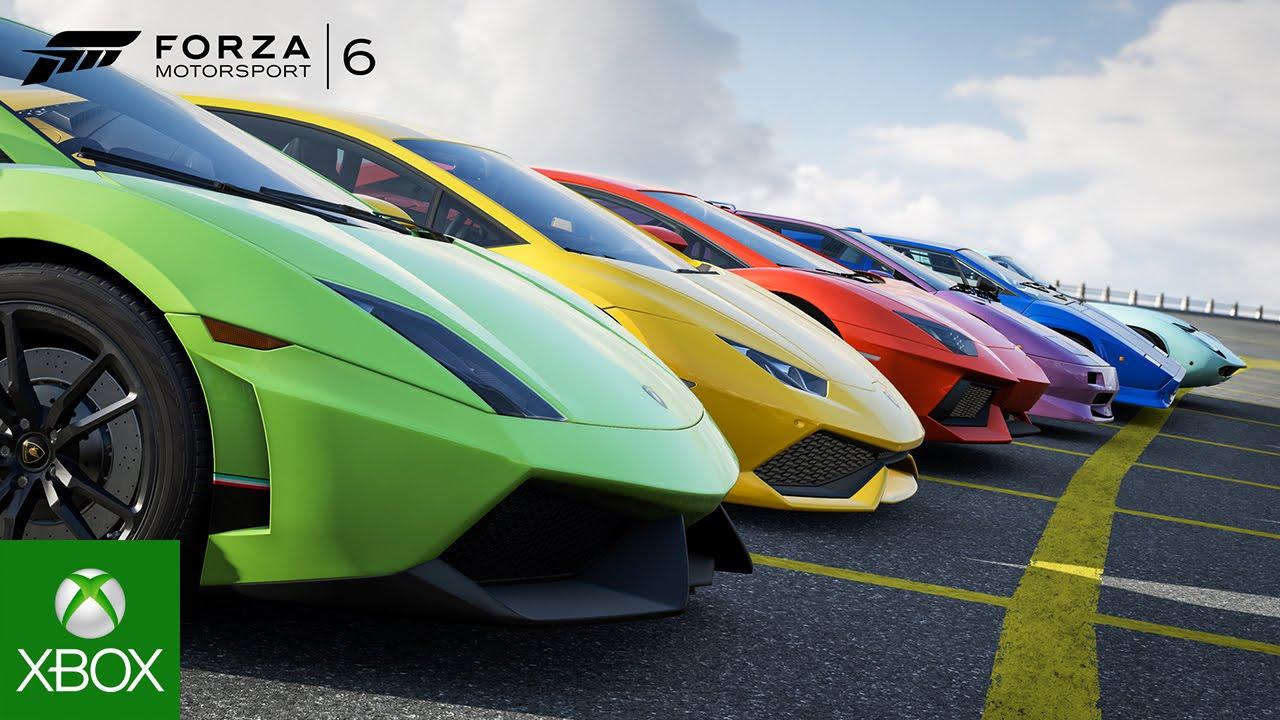 La franquicia Forza superó el billon en ventas al por menor