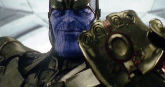 Thanos será tratado como un personaje principal en la película Avengers: Infinity War
