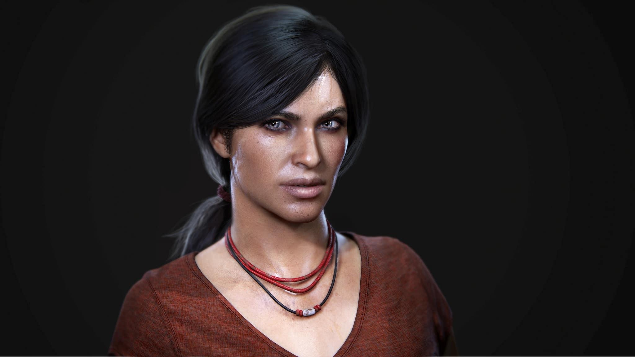 Mira lo increible que es Uncharted: The Lost Legacy