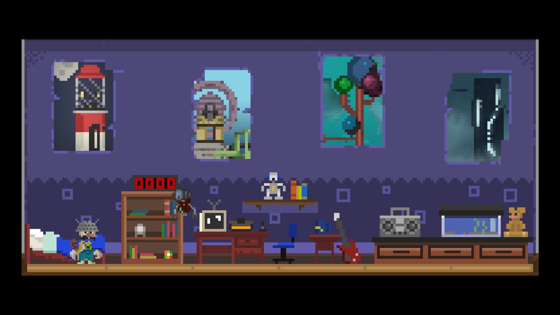 A Pixel Story | Análisis