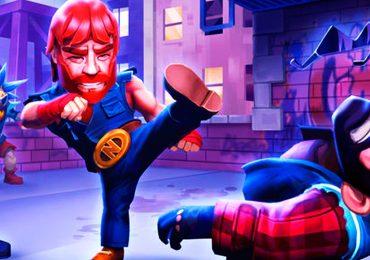 Chuck Norris anuncia su primer videojuego oficial GamersRD