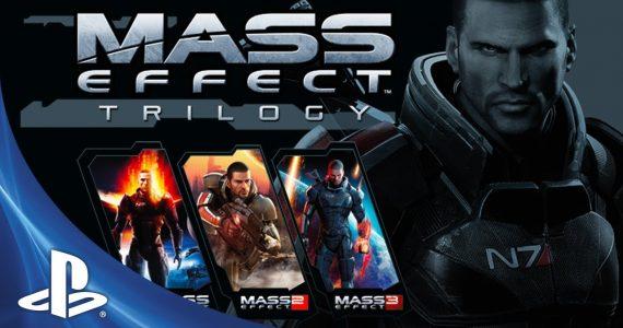 Trilogia de Mass Effect en Amazon