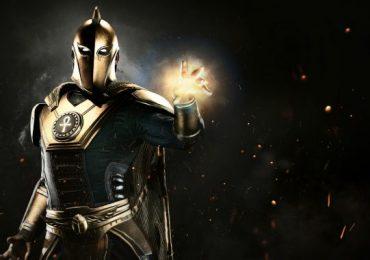 El Doctor Fate sera un personaje jugable en Injustice 2