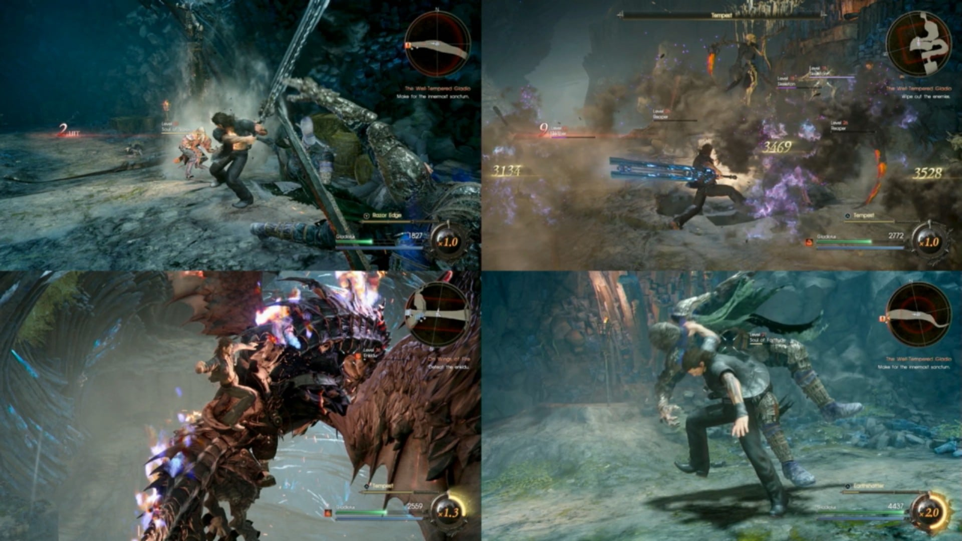 Chequea estos trailers de Final Fantasy XV Episodio Gladiolus