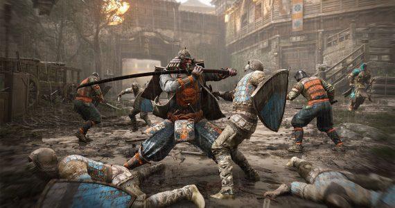 For Honor pierde el 50% de sus jugadores de Steam, luego de dos semanas de su lanzamiento.