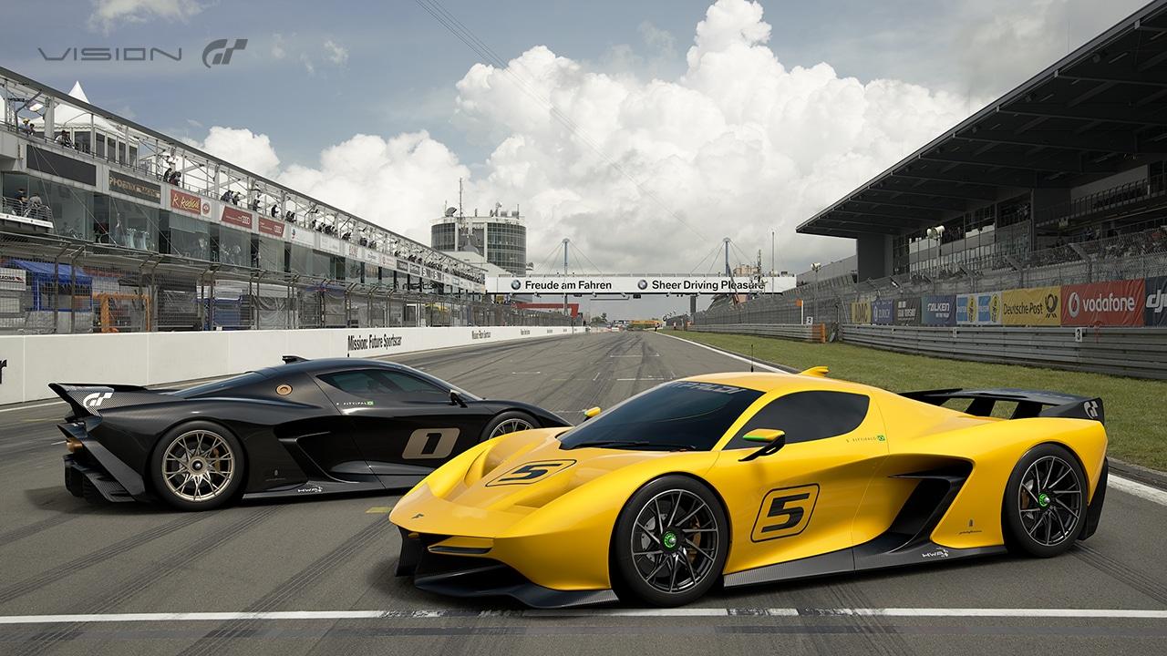 Chequea el nuevo trailer de Gran Turismo Sports
