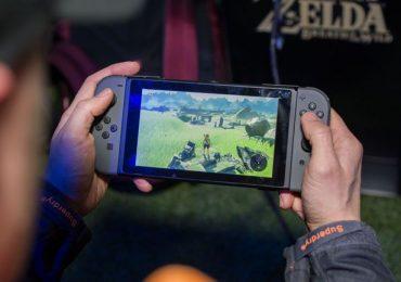 Nintendo Switch y Zelda: Breath of the Wild baten dos records GamersRD