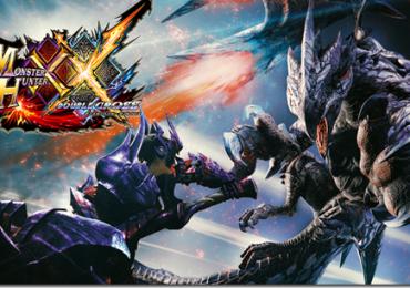Monster Hunter XX se juntan para colaborar con Hunter x Hunter GamersRD