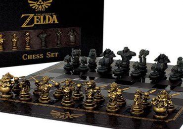 Espectacular ajedrez de The Legend of Zelda GamersRD