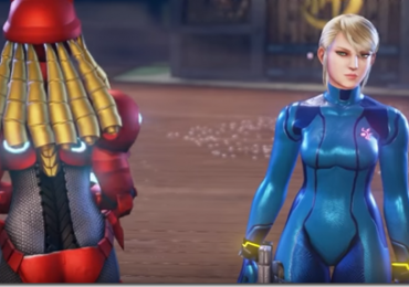 Zero Suit Samus Obtiene Mod En Street Fighter V GamersRD