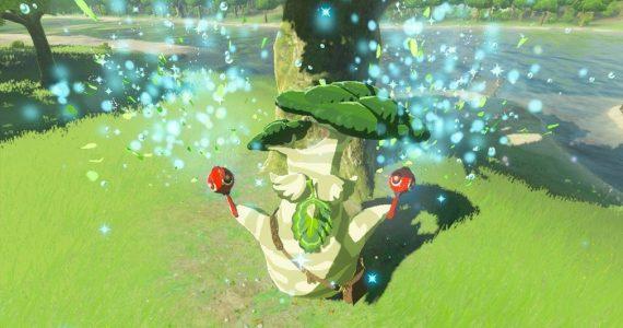 Jugador encuentra 900 semillas Korok en Zelda, desbloquea recompensa extraña GamersRD