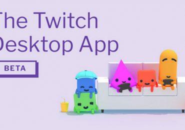 Twitch arranca beta abierta para aplicación de escritorio todo en uno GamersRD
