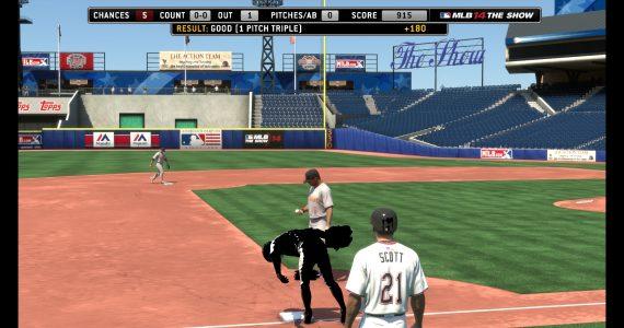 Horroroso glitch MLB, demuestra que no está bien GamersRD