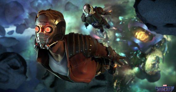 El primer episodio de guardianes de la galaxia de Telltale viene mes próximo GamersRD