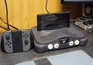 Este dock de Nintendo Switch la última pieza de nostalgia GamersRD
