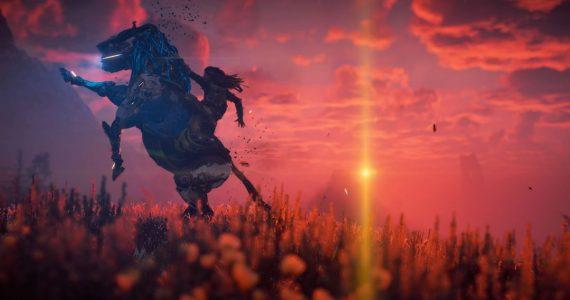 Ya viene un DLC para Horizon: Zero Dawn