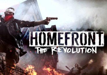 Homefront: The Revolution nuevo DLC, PS4 Pro Parche y más