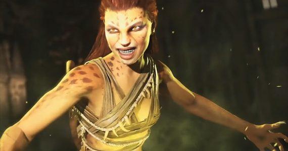 Injustice 2 obtiene un nuevo trailer con Cheetah como protagonista
