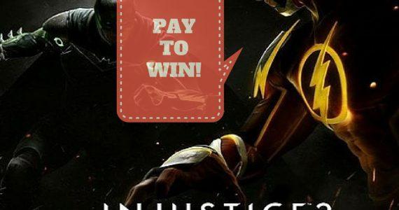 Injustice 2 ahora incluirá microtransacciones GamersRD