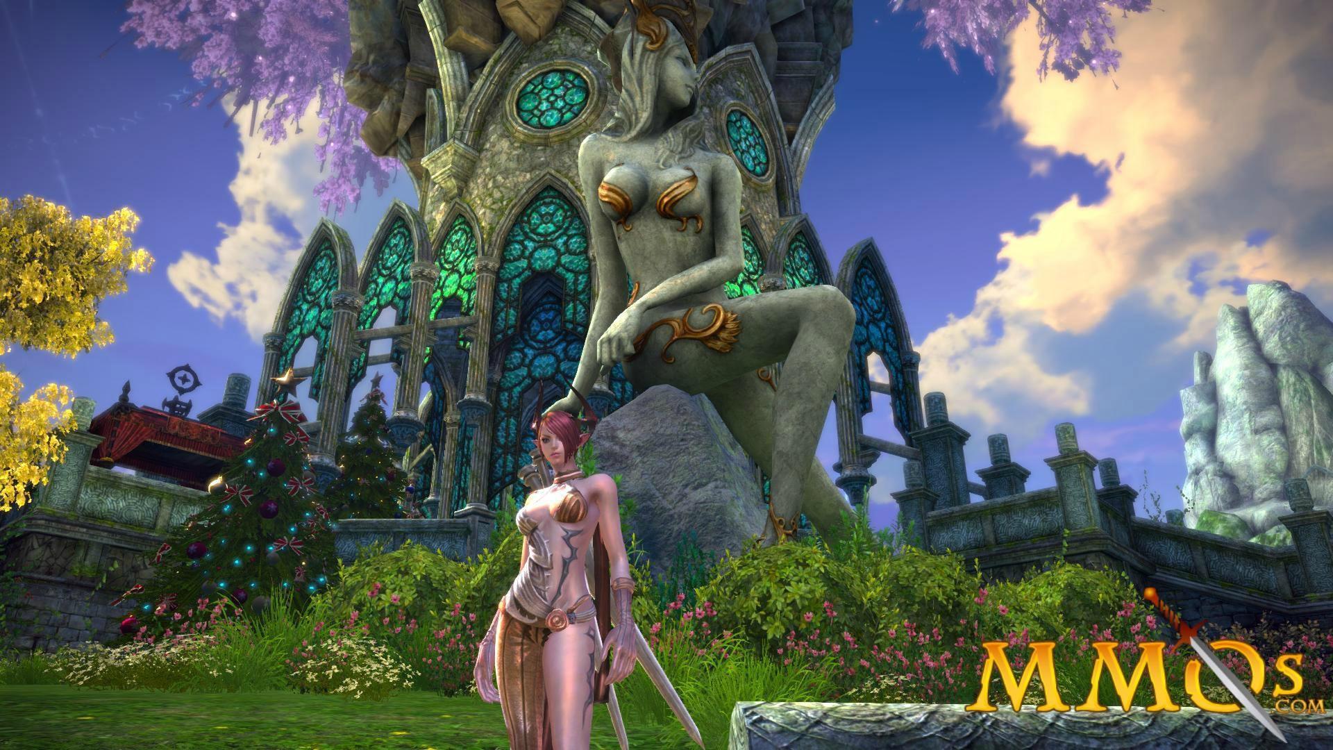 Juego de Rol Multijugador TERA llegará a Xbox One y PS4