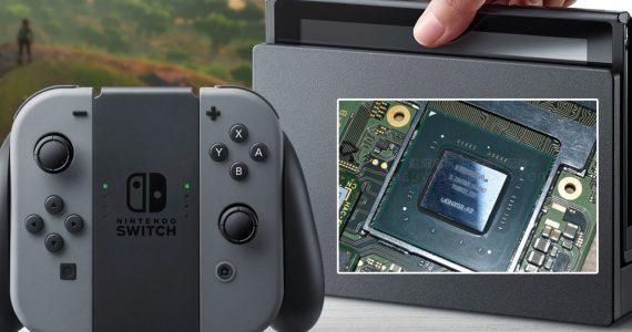 Juegos de Nintendo Switch solo usan 3Gb de Ram GAmersRD