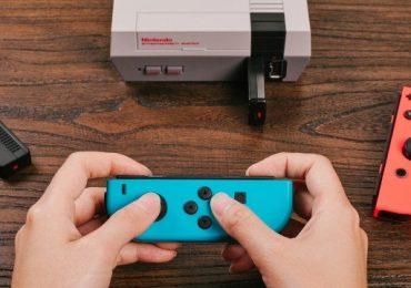 Los Joy-Con funcionan con la NES Mini-GamersRD