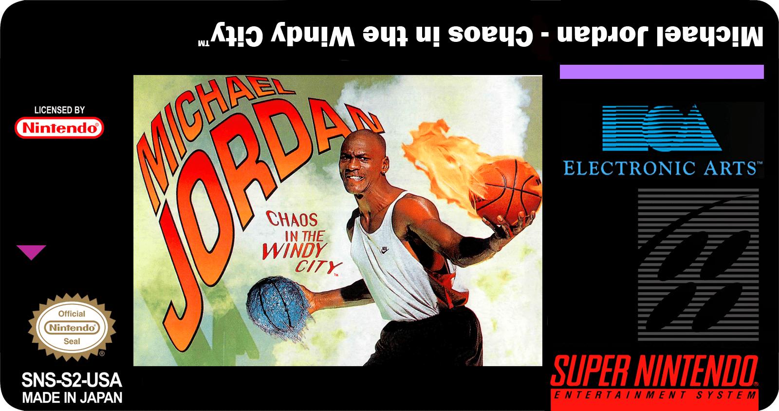 Una versión de NBA Jam de Michael Jordan podría salir a la luz