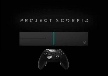 Microsoft confirma verdadero 4K gaming en Project Scorpio GamersRD