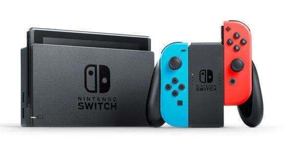 """Nintendo Switch también presenta problemas de """"Pixeles Muertos"""""""