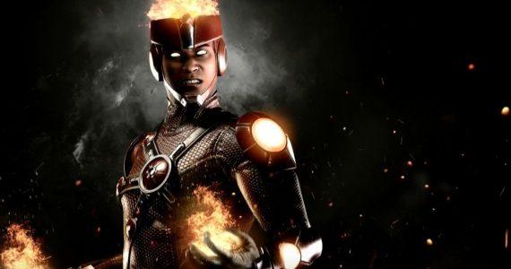 Nuevo personaje de Injustice 2 revelado! GamersRD