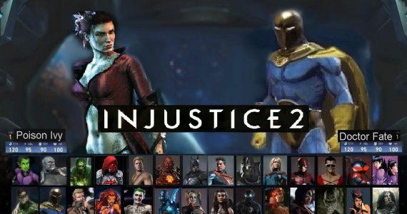 Nuevo personaje de Injustice 2 se revelará este 13 de Marzo GamersRD