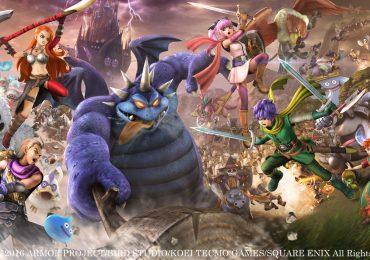 Dragon Quest Heroes II PAX East