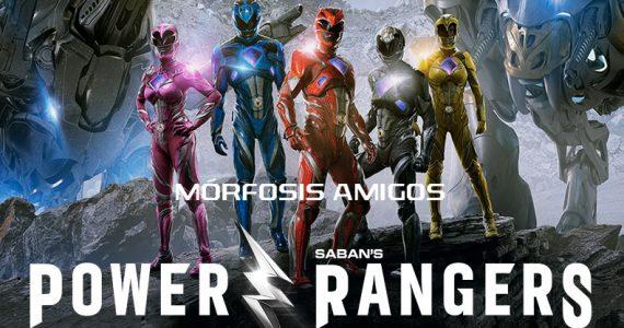 Power Rangers Comenzando HOY