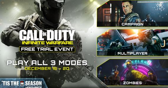 Prueba gratuita de Infinite Warfare Disponible ahora gamersRD