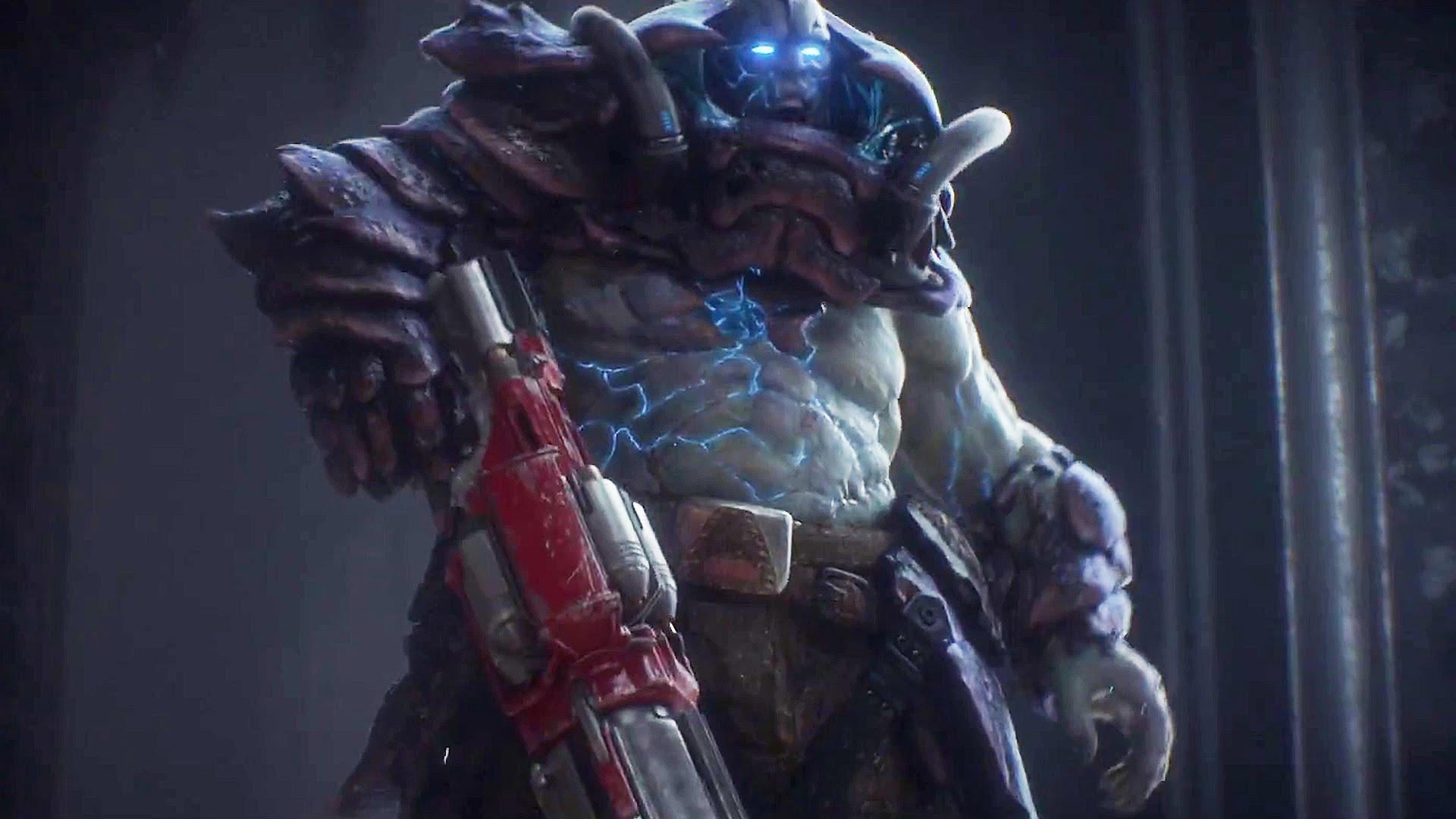 Quake Champions con nuevo trailer, muestra nuevo personaje