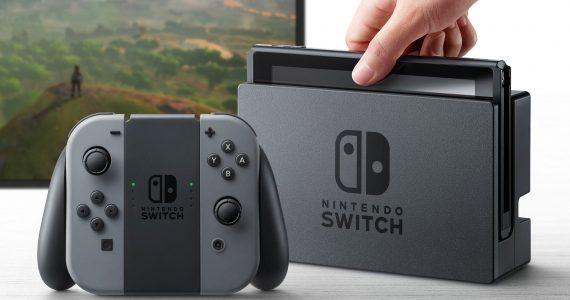 Se estiman que las ventas del Nintendo Switch serán de 5 millones en su primer año.