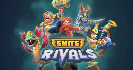 Se suspende el desarrollo de SMITE Rivals para móviles gamersrd
