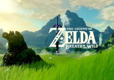 Un pequeño homenaje a Satoru Iwata en The Legend of Zelda Breath of The Wild(1)